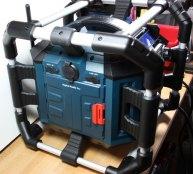 Bosch Power Box 360 Media Bay Closed