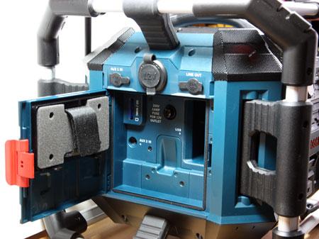 Bosch Power Box 360 Media Bay