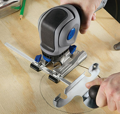Dremel Trio 6800 Multi Purpose Cutter Details