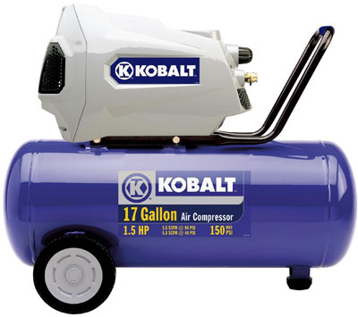 Who Makes Kobalt Air Compressors