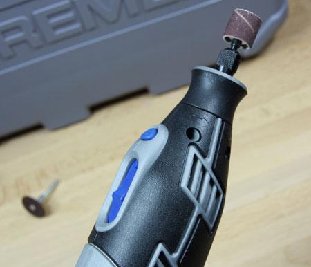 Dremel 8200 Cordless Rotary Tool Rubberized Grip