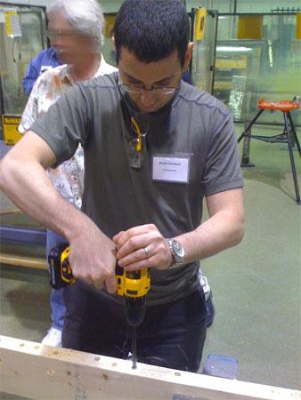 Toolguyd Testing out Dewalt 12V MAX Li-ion Cordless Drill Driver