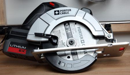 Porter Cable Cordless 18V Circular Saw