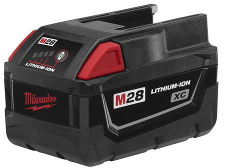 Milwaukee M28 Lithium Ion battery