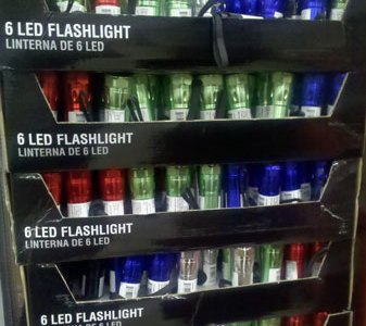 Home Depot Black Friday 2010 Cheap Flashlights