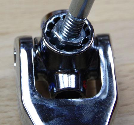 Kobalt Multi Drive Wrench SAE Socket Bolt Test