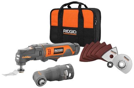 Ridgid JobMax Starter Kits