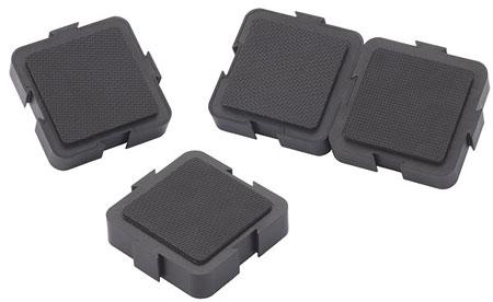 LOC-Blocks Workpiece Grippers Risers Bench Brownies