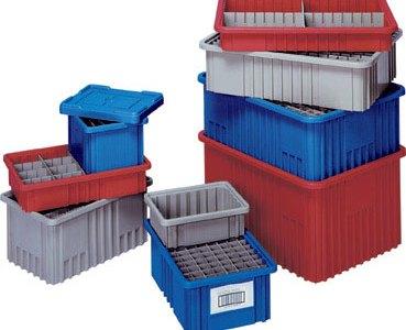 Quantum Dividable Tote Boxes