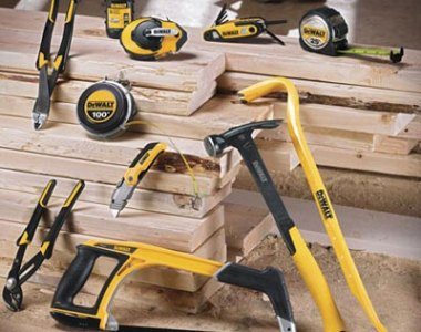 Dewalt Hand Tool Product Line