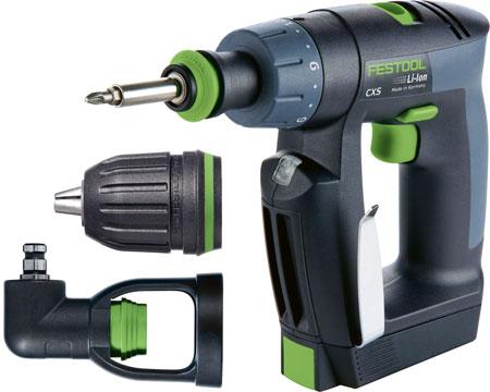 Festool CXS Cordless Drill Kit