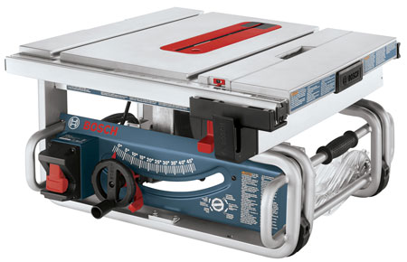 Bosch GTS1031 Ultra Portable Table Saw