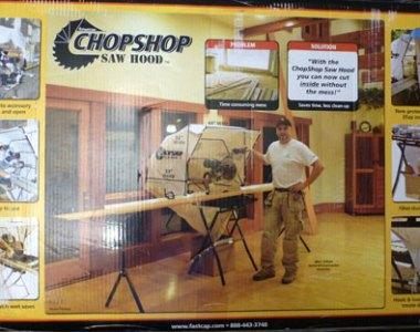 FastCap ChopShop Saw Hood Box