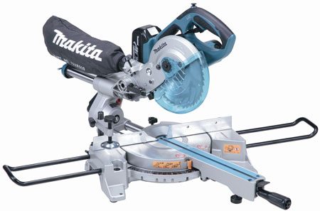 Makita LXSL01 Cordless Sliding Compound Miter Saw
