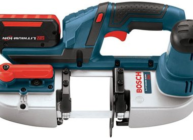 Bosch BSH180 Cordless Band Saw