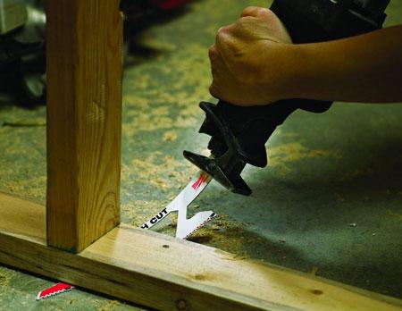 New Milwaukee Sawzall FlushCutting Reciprocating Saw