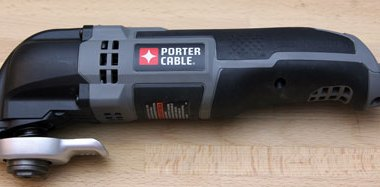 Porter Cable Oscillating Multi-Tool Review