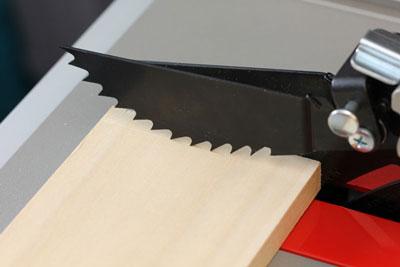 Bosch Anti-Kickback Pawls Closeup