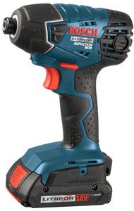 Bosch 25618 Compact Cordless Impact Driver Kit