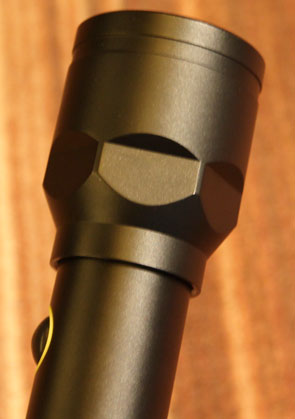 Dewalt LED Flashlight 3D LED Head Module Closeup