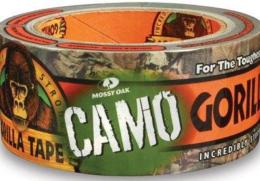 Gorilla Glue Mossy Oak Camo Duct Tape