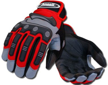 Ansell Do it Yourself Impact Protection Work Gloves