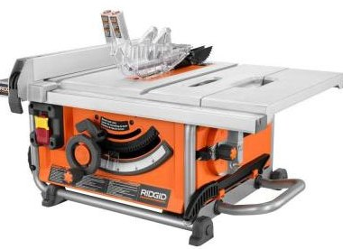Ridgid R45161 Table Saw