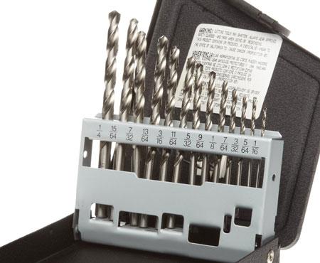 Precision Twist 13pc Drill Bit Set