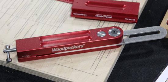 Woodpeckers Bevel Gauge Blade-In