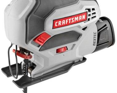 Craftsman NEXTEC 12-Volt Compact Jigsaw
