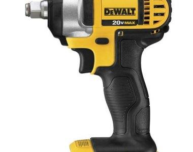 Dewalt 20V 1-2 Impact Wrench Hog Ring Anvil