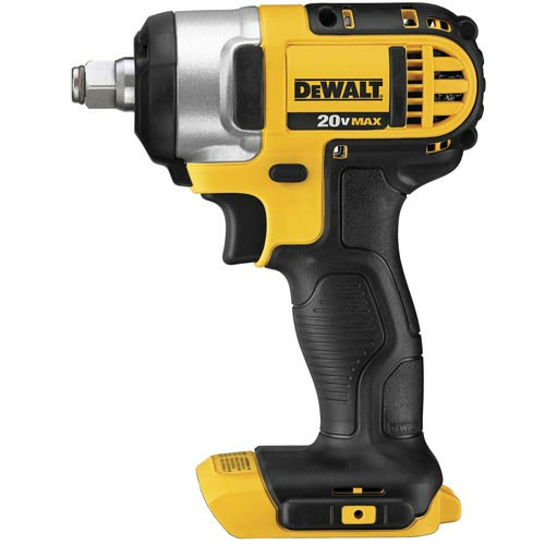 Dewalt 20V 1-2 Impact Wrench Hog Ring Anvil