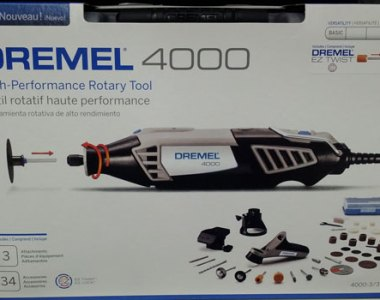 Dremel 4000 Updated Kit