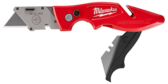 Milwaukee FastBack 2 Utility Knife
