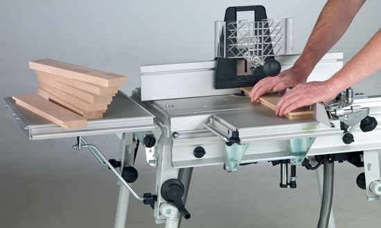 Festool CMS Router Table with Sliding Miter Gauge