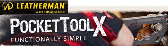 Leatherman PocketToolX Acqusition