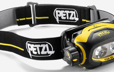 Petzl Pixa LED Construction Headlamp