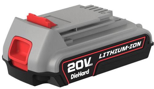 Craftsman Bolt-On 20V Battery Pack