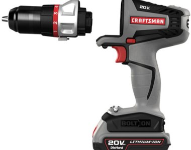Craftsman Bolt-On 20V Drill Driver Attachment