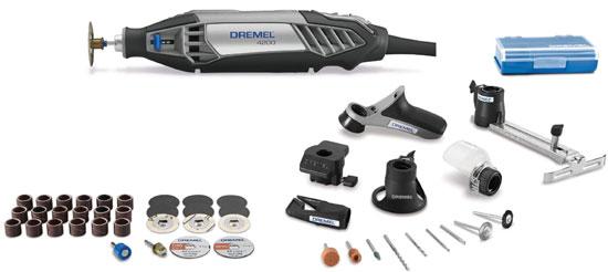 Dremel 4200 Rotary Tool 6-40 Kit
