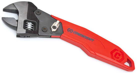 Crescent Ratcheting Adjustable Wrench
