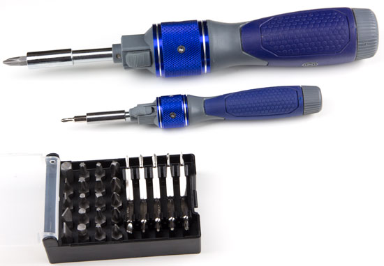 Kobalt Double Drive Screwdriver Set 2012