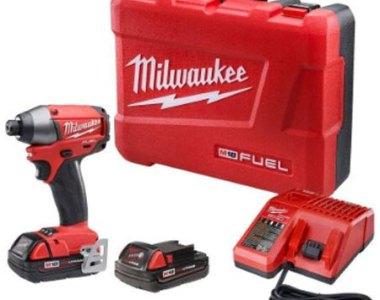 Milwaukee 2653-22CT FUEL Impact Driver Kit