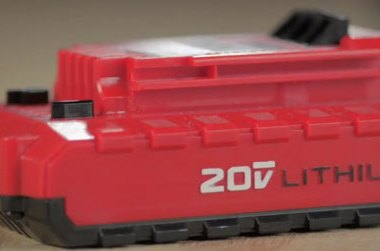 Porter Cable 20V Max Lithium Ion Battery