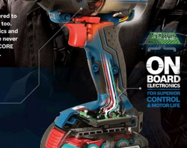 Bosch CORE Brushless Impactor