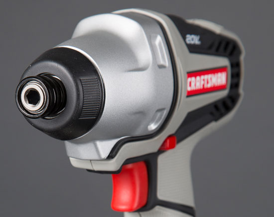 Craftsman Bolt-On Impact Driver