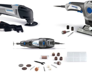 Dremel 3-Tool Combo Pack Deal