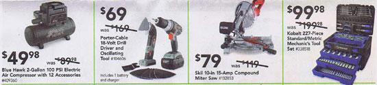 Lowes Black Friday 2012 Tools 2