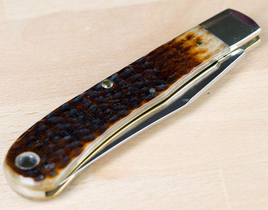 Case Back Pocket Knife Handle