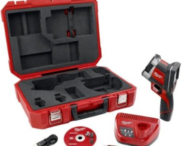 Milwaukee M12 Thermal Imager Kit